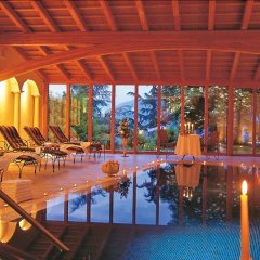 Schloss Hotel Korb Аппиано-сулла-Страда-дель-Вино бассейн фото 2