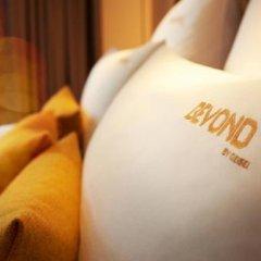 Отель BEYOND by Geisel Германия, Мюнхен - отзывы, цены и фото номеров - забронировать отель BEYOND by Geisel онлайн интерьер отеля