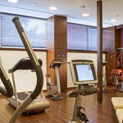 Отель Pullman Cologne Германия, Кёльн - 2 отзыва об отеле, цены и фото номеров - забронировать отель Pullman Cologne онлайн фитнесс-зал