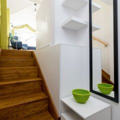 Апартаменты Mokotow Cosy House Studio Варшава ванная