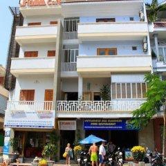 Отель Hanhcafe Hotel Вьетнам, Нячанг - отзывы, цены и фото номеров - забронировать отель Hanhcafe Hotel онлайн вид на фасад