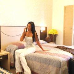 Отель Villa Paola Италия, Римини - отзывы, цены и фото номеров - забронировать отель Villa Paola онлайн фитнесс-зал