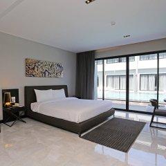 S Ratchada Leisure Hotel Бангкок комната для гостей