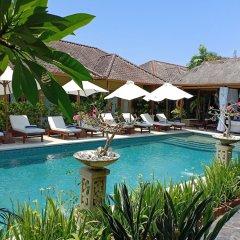 Отель Aleesha Villas бассейн фото 2