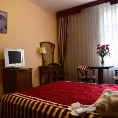 Гостиница Парк Сити 4* Стандартный номер с разными типами кроватей фото 7