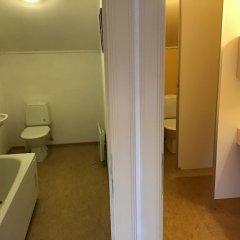 Отель Motell Sørlandet Норвегия, Лилльсанд - отзывы, цены и фото номеров - забронировать отель Motell Sørlandet онлайн ванная