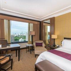 Sheraton Grande Sukhumvit, Luxury Collection Hotel, Bangkok комната для гостей фото 12