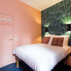 Отель Luxury 3 Bedroom 2 Bathroom Loft - Louvre Museum Париж комната для гостей фото 3