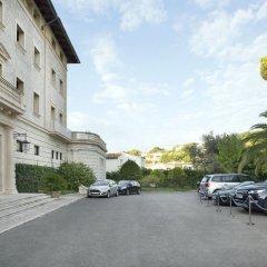 Hotel Hospes Maricel y Spa парковка