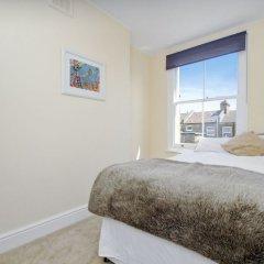 Апартаменты Modern 2 Bedroom Apartment On The Doorstep Of Queens Park комната для гостей