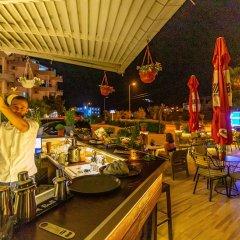 Отель Villa Qendra Албания, Ксамил - отзывы, цены и фото номеров - забронировать отель Villa Qendra онлайн питание