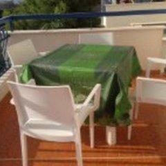 Отель Residence Baia degli Sciti Бари балкон