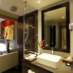 Отель Centara Ceysands Resorts And Spa Шри-Ланка, Бентота - отзывы, цены и фото номеров - забронировать отель Centara Ceysands Resorts And Spa онлайн ванная фото 2