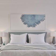 Aqua Blue Hotel комната для гостей