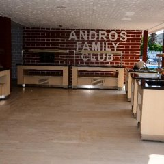 Отель Andros Family Club