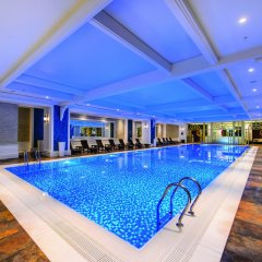 Elite World Business Hotel Турция, Стамбул - 8 отзывов об отеле, цены и фото номеров - забронировать отель Elite World Business Hotel онлайн Турция, Стамбул: фото, отзывы и цены бронирования номеров бассейн фото 3