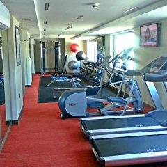 Clayton Hotel Chiswick фитнесс-зал фото 3