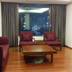 Отель Vabien Suite 1 Serviced Residence Южная Корея, Сеул - отзывы, цены и фото номеров - забронировать отель Vabien Suite 1 Serviced Residence онлайн комната для гостей фото 2
