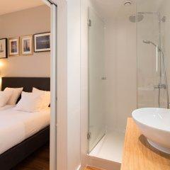 Boutique Hotel Maison Emile Антверпен ванная