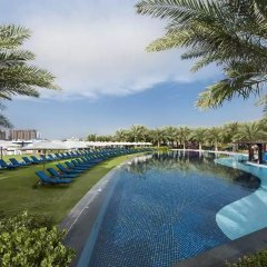 Отель Rixos The Palm Dubai бассейн фото 2