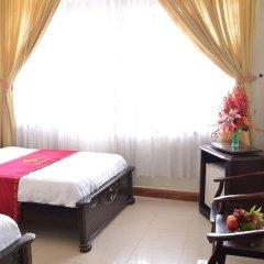 Отель Thuy Duong Hotel Вьетнам, Хюэ - отзывы, цены и фото номеров - забронировать отель Thuy Duong Hotel онлайн комната для гостей фото 3