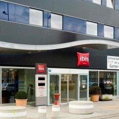 Отель ibis Zurich City West банкомат