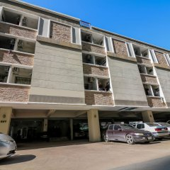 Отель NIDA Rooms 597 Suan Luang Park