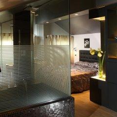 Hotel Condotti 3* Улучшенный номер с различными типами кроватей фото 9
