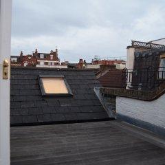 Отель Home With Roof Terrace Hampstead Village Лондон балкон