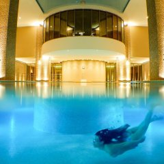 Отель Miraggio Thermal Spa Resort бассейн фото 3