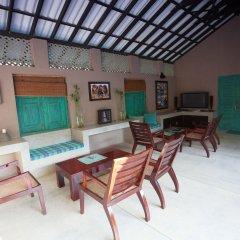Отель Yala Villa Шри-Ланка, Тиссамахарама - отзывы, цены и фото номеров - забронировать отель Yala Villa онлайн комната для гостей фото 3
