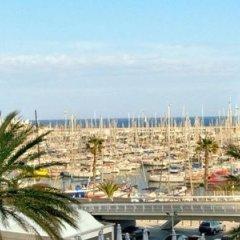 Отель Hilton Barcelona пляж фото 2