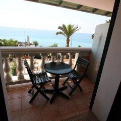 Отель Residence Del Prado Рива-Лигуре балкон