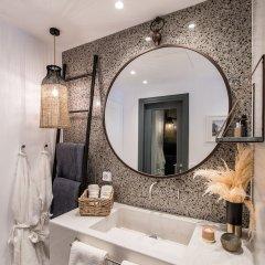 Отель Amelot Art Suites Греция, Остров Санторини - отзывы, цены и фото номеров - забронировать отель Amelot Art Suites онлайн ванная