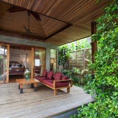 Отель Tango Luxe Beach Villa Samui Таиланд, Самуи - 1 отзыв об отеле, цены и фото номеров - забронировать отель Tango Luxe Beach Villa Samui онлайн балкон