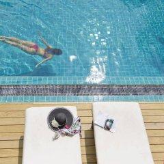 Отель Smartline Eriyadu Мальдивы, Северный атолл Мале - 1 отзыв об отеле, цены и фото номеров - забронировать отель Smartline Eriyadu онлайн бассейн фото 2