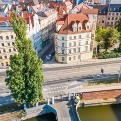 Best Western Prima Hotel Wroclaw балкон