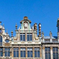 Hotel Sofitel Brussels Europe Брюссель приотельная территория