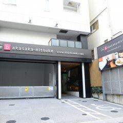 Отель the b akasaka-mitsuke Япония, Токио - отзывы, цены и фото номеров - забронировать отель the b akasaka-mitsuke онлайн парковка