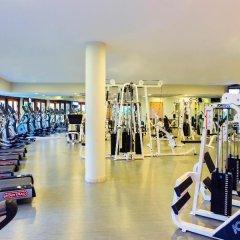 Отель Villa La Estancia Beach Resort & Spa фитнесс-зал фото 3