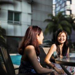 Отель Pullman Kuala Lumpur City Centre Hotel & Residences Малайзия, Куала-Лумпур - отзывы, цены и фото номеров - забронировать отель Pullman Kuala Lumpur City Centre Hotel & Residences онлайн фото 3