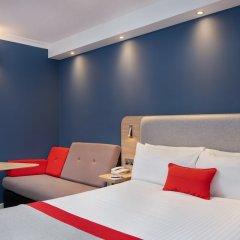 Отель Holiday Inn Express Strathclyde Park M74 JCT 5 Великобритания, Глазго - отзывы, цены и фото номеров - забронировать отель Holiday Inn Express Strathclyde Park M74 JCT 5 онлайн комната для гостей фото 4