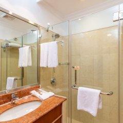 Отель Metropark Hotel Shenzhen Китай, Шэньчжэнь - отзывы, цены и фото номеров - забронировать отель Metropark Hotel Shenzhen онлайн ванная фото 2