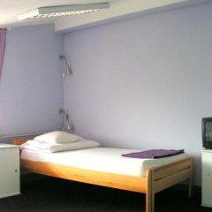 100ten Hostel Гданьск сейф в номере
