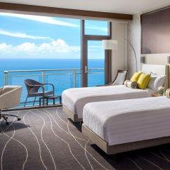 Отель Dusit Thani Guam Resort США, Тамунинг - 1 отзыв об отеле, цены и фото номеров - забронировать отель Dusit Thani Guam Resort онлайн балкон
