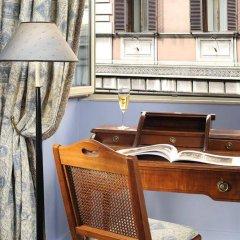 Отель Casa Howard Guest House Rome (Capo Le Case) балкон