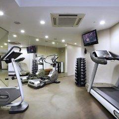 Отель Furama City Centre фитнесс-зал