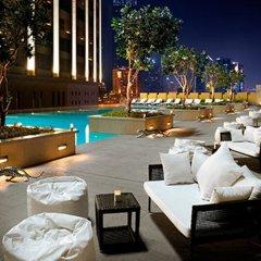 The Address, Dubai Mall Hotel бассейн фото 3