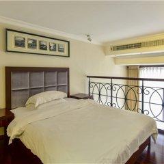 Отель Bangtai International Apartment Китай, Гуанчжоу - отзывы, цены и фото номеров - забронировать отель Bangtai International Apartment онлайн комната для гостей
