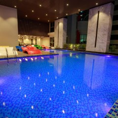 Отель Libra Nha Trang Hotel Вьетнам, Нячанг - отзывы, цены и фото номеров - забронировать отель Libra Nha Trang Hotel онлайн бассейн